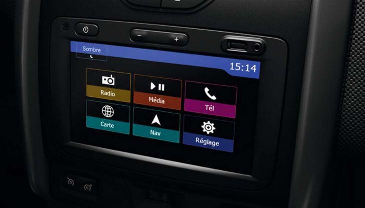 Nuova Dacia Duster prezzi, accessori e allestimenti del SUV cittadino - Foto 11 di 15