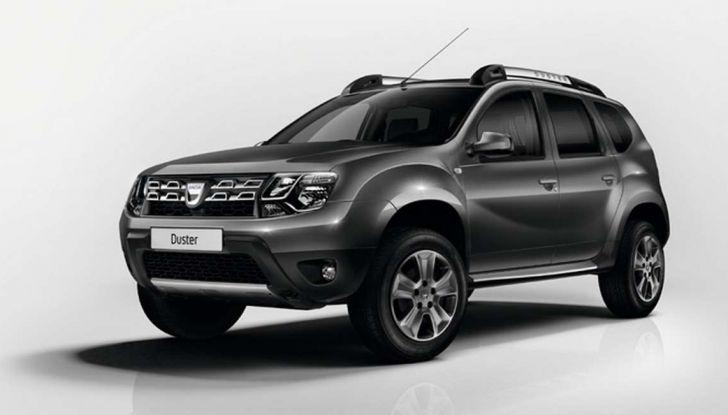 Nuova Dacia Duster prezzi, accessori e allestimenti del SUV cittadino - Foto 14 di 15