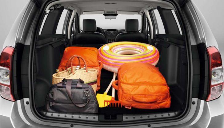 Nuova Dacia Duster prezzi, accessori e allestimenti del SUV cittadino - Foto 3 di 15