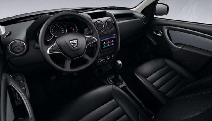 Nuova Dacia Duster prezzi, accessori e allestimenti del SUV cittadino - Foto 7 di 15