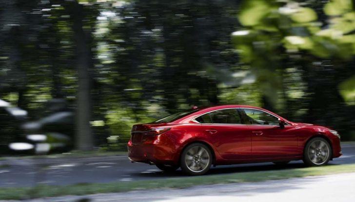 Nuova Mazda 6 2018, ancora più premium - Foto 2 di 14