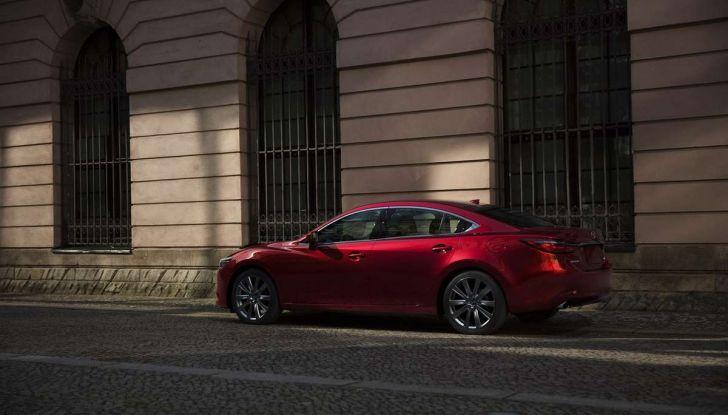 Nuova Mazda 6 2018, ancora più premium - Foto 9 di 14