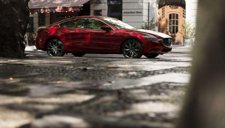 Nuova Mazda 6 2018, ancora più premium - Foto 10 di 14