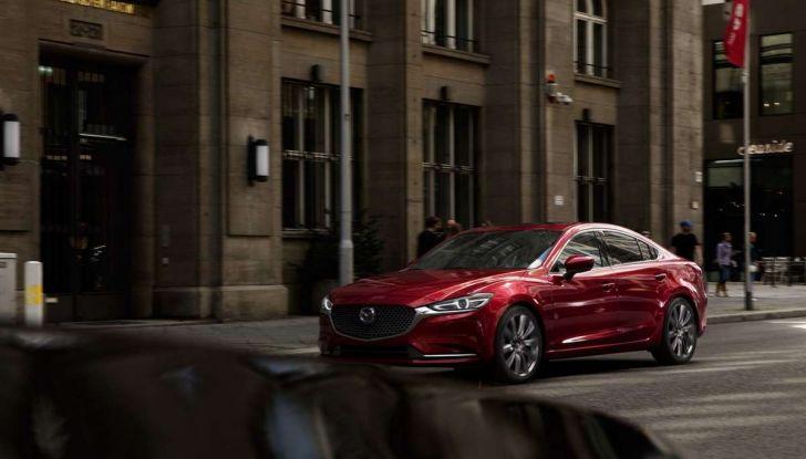Nuova Mazda 6 2018, ancora più premium - Foto 4 di 14