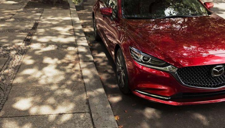 Nuova Mazda 6 2018, ancora più premium - Foto 5 di 14
