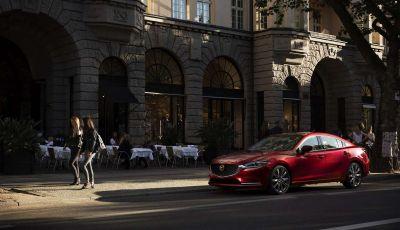 Nuova Mazda 6 2018, ancora più premium