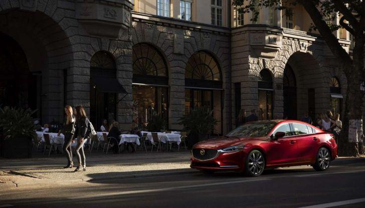 Nuova Mazda 6 2018, ancora più premium - Foto 6 di 14