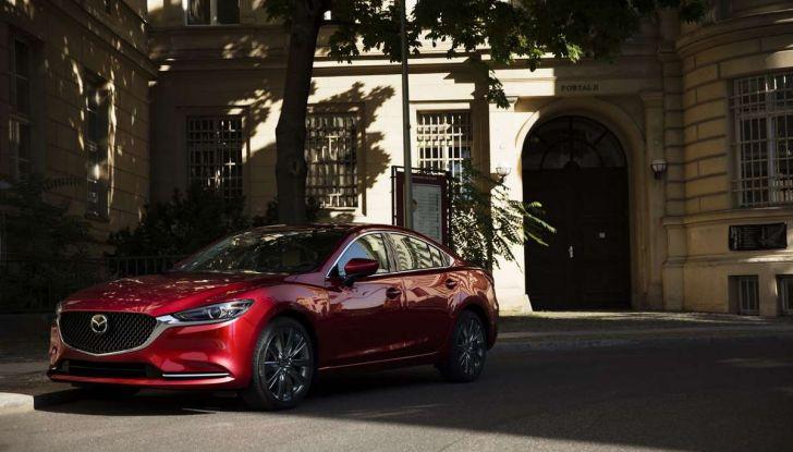 Nuova Mazda 6 2018, ancora più premium - Foto 1 di 14
