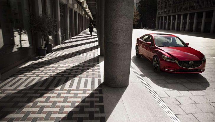 Nuova Mazda 6 2018, ancora più premium - Foto 7 di 14