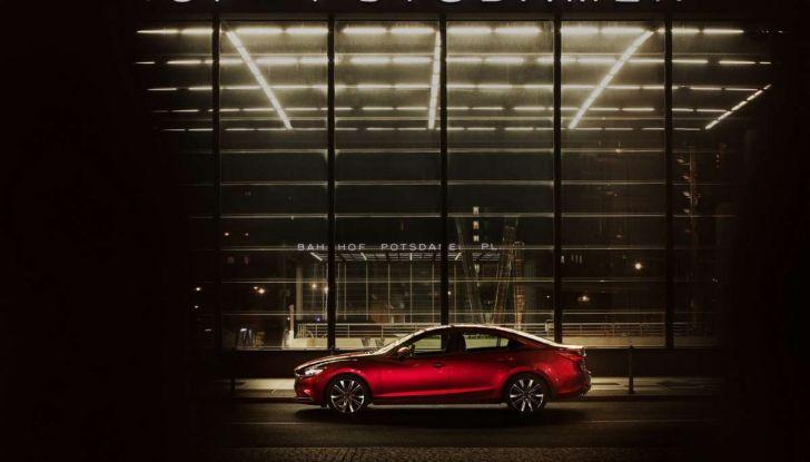 Nuova Mazda 6 2018, ancora più premium - Foto 8 di 14