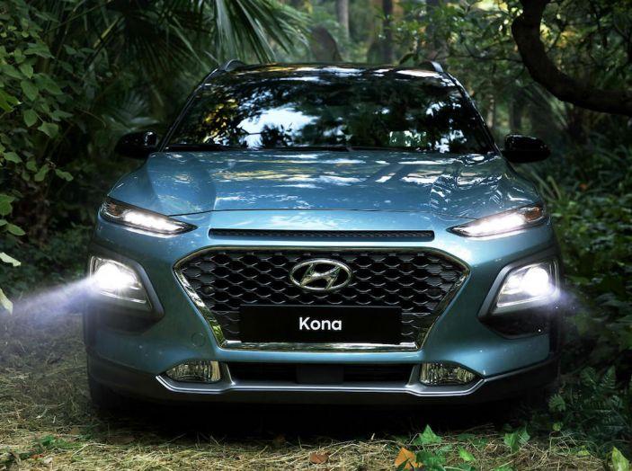 Prova su strada Hyundai Kona: il Crossover 4×4 tra prestazioni e avanguardia - Foto 1 di 19