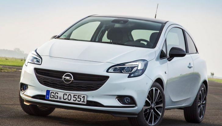 Opel Corsa elettrica debutta nel 2020 - Foto 1 di 9