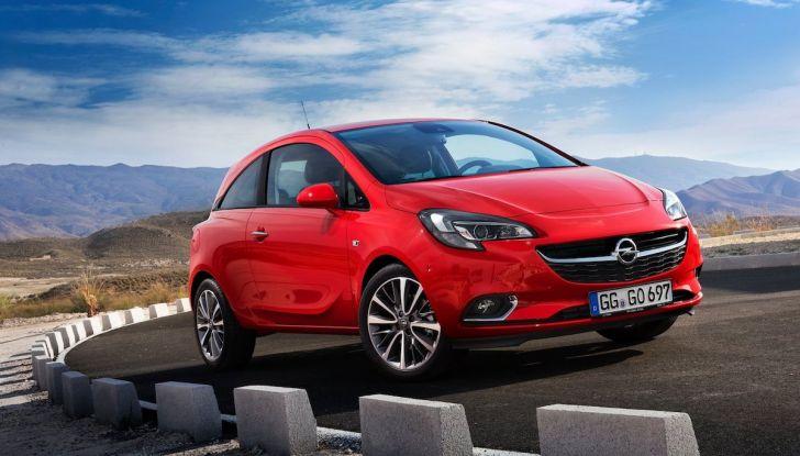 Opel Corsa elettrica debutta nel 2020 - Foto 3 di 9
