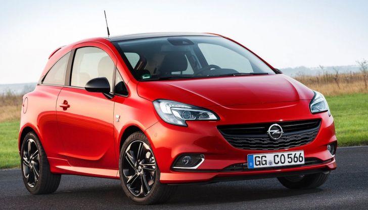 Promozioni: Opel Corsa GPL Tech, 160€ al mese con gli ecobonus fino a 5.000€ - Foto 4 di 9