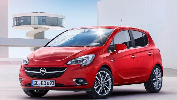 Promozioni: Opel Corsa GPL Tech, 160€ al mese con gli ecobonus fino a 5.000€ - Foto 5 di 9