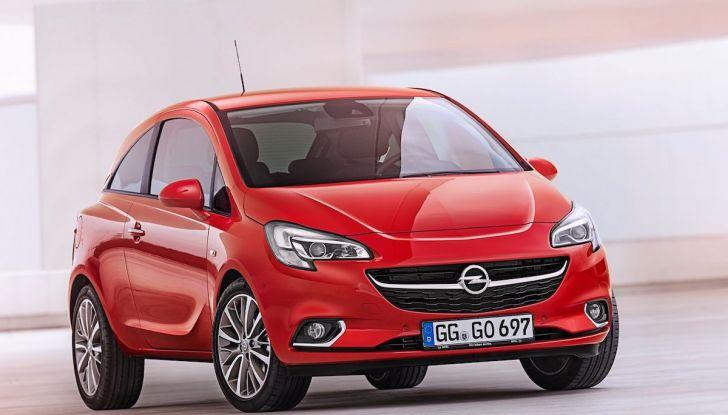 Promozioni: Opel Corsa GPL Tech, 160€ al mese con gli ecobonus fino a 5.000€ - Foto 6 di 9