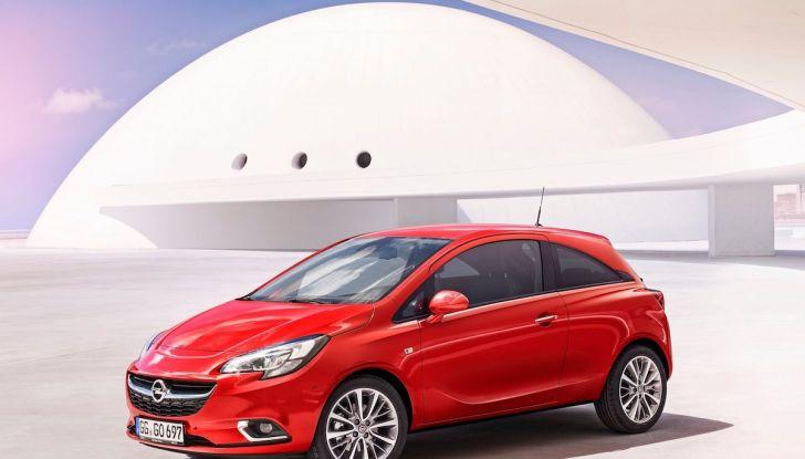 Promozioni: Opel Corsa GPL Tech, 160€ al mese con gli ecobonus fino a 5.000€ - Foto 7 di 9