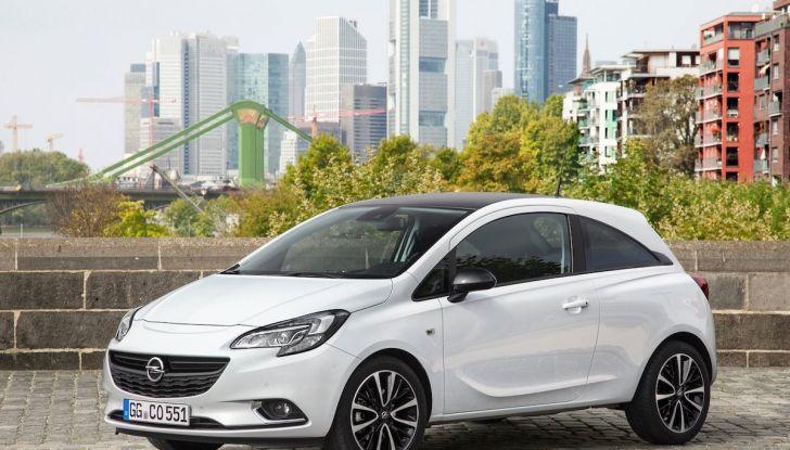 Opel Corsa elettrica debutta nel 2020 - Foto 8 di 9
