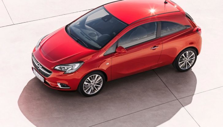Promozioni: Opel Corsa GPL Tech, 160€ al mese con gli ecobonus fino a 5.000€ - Foto 9 di 9