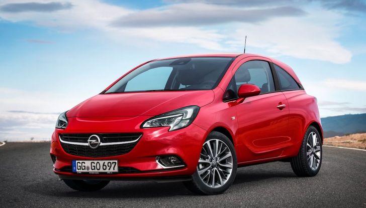 Opel Corsa elettrica debutta nel 2020 - Foto 2 di 9