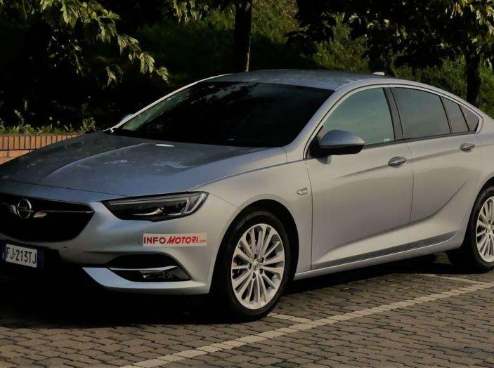Opel Insignia Grand Sport Innovation 2.0 CDTI 170cv S&S prova su strada - Foto 17 di 34
