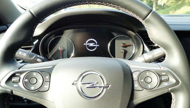 Opel Insignia Grand Sport Innovation 2.0 CDTI 170cv S&S prova su strada - Foto 8 di 34