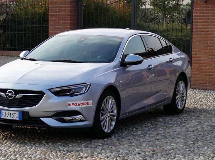 Opel Insignia Grand Sport Innovation 2.0 CDTI 170cv S&S prova su strada - Foto 1 di 34