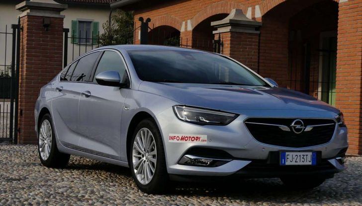 Opel Insignia Grand Sport Innovation 2.0 CDTI 170cv S&S prova su strada - Foto 24 di 34