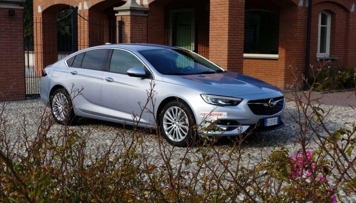 Opel Insignia Grand Sport Innovation 2.0 CDTI 170cv S&S prova su strada - Foto 26 di 34