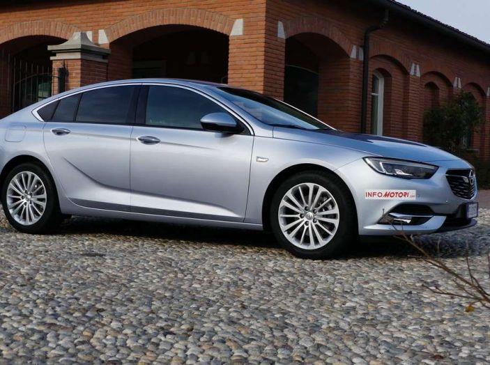 Opel Insignia Grand Sport Innovation 2.0 CDTI 170cv S&S prova su strada - Foto 27 di 34
