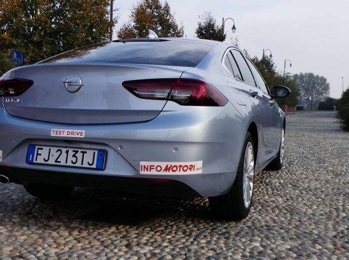 Opel Insignia Grand Sport Innovation 2.0 CDTI 170cv S&S prova su strada - Foto 3 di 34