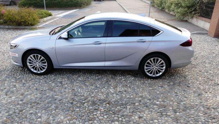 Opel Insignia Grand Sport Innovation 2.0 CDTI 170cv S&S prova su strada - Foto 5 di 34