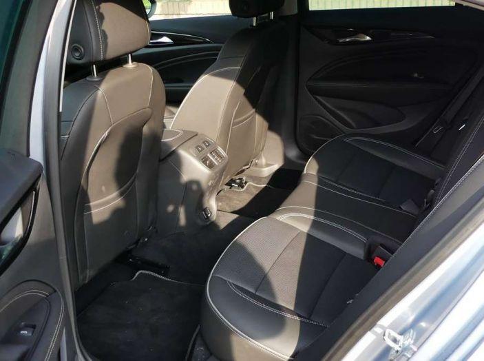 Opel Insignia Grand Sport Innovation 2.0 CDTI 170cv S&S prova su strada - Foto 14 di 34