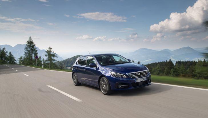Peugeot Serie 3 2017, le soluzioni tecniche che hanno cambiato il gioco - Foto 18 di 20