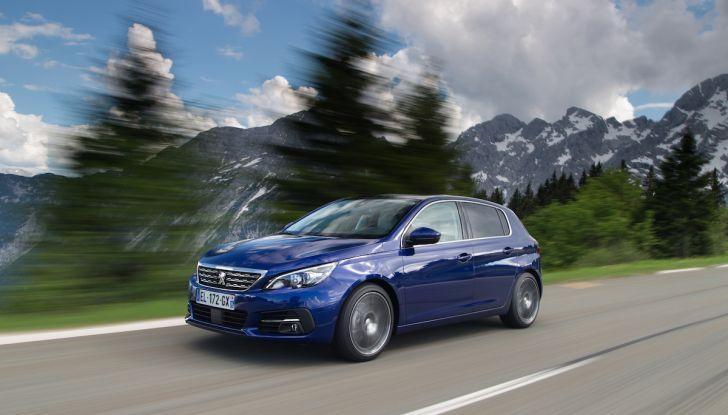 Peugeot Serie 3 2017, le soluzioni tecniche che hanno cambiato il gioco - Foto 17 di 20