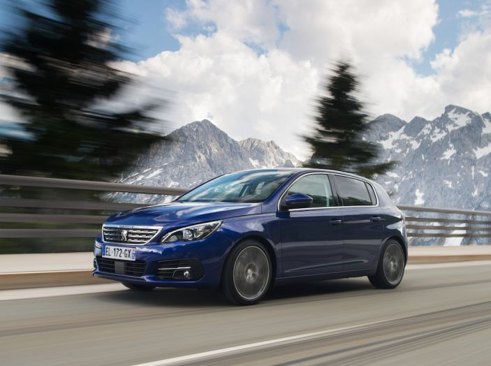 Peugeot Serie 3 2017, le soluzioni tecniche che hanno cambiato il gioco - Foto 15 di 20