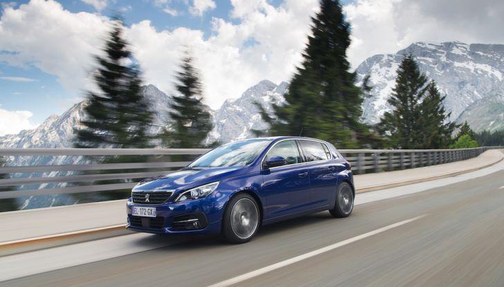 Peugeot Serie 3 2017, le soluzioni tecniche che hanno cambiato il gioco - Foto 9 di 20