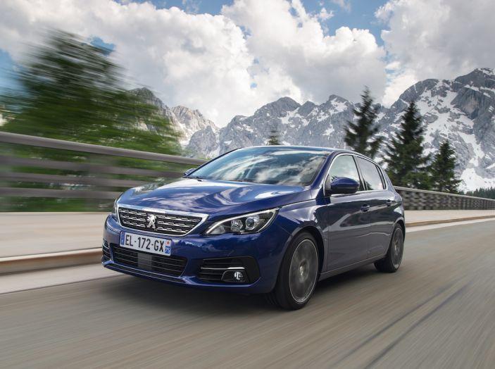 Peugeot Serie 3 2017, le soluzioni tecniche che hanno cambiato il gioco - Foto 4 di 20