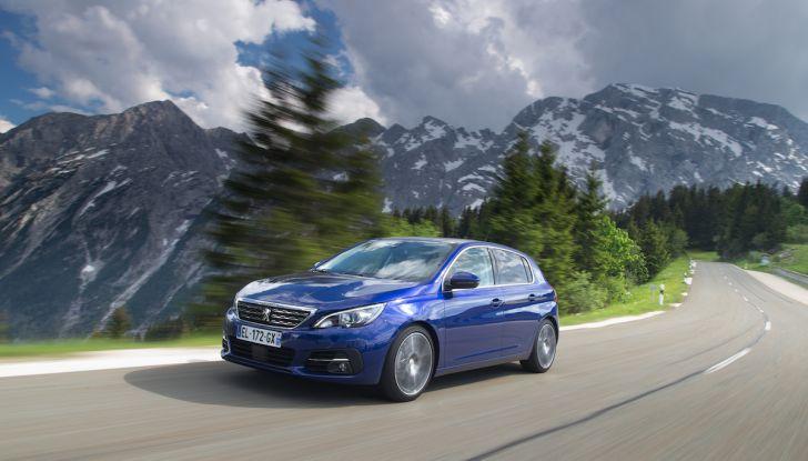 Peugeot Serie 3 2017, le soluzioni tecniche che hanno cambiato il gioco - Foto 12 di 20