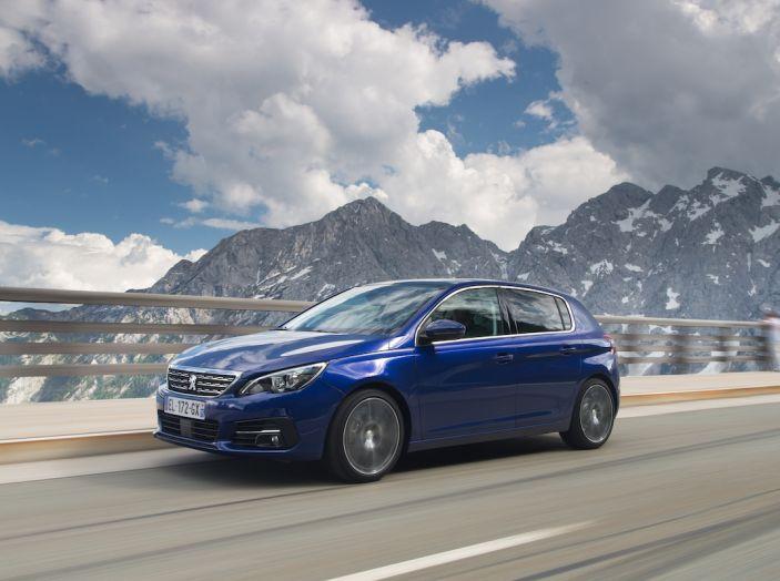 Peugeot Serie 3 2017, le soluzioni tecniche che hanno cambiato il gioco - Foto 13 di 20