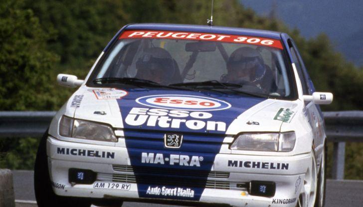 Peugeot 306, vent'anni fa dieci vittorie in dieci gare - Foto 23 di 24