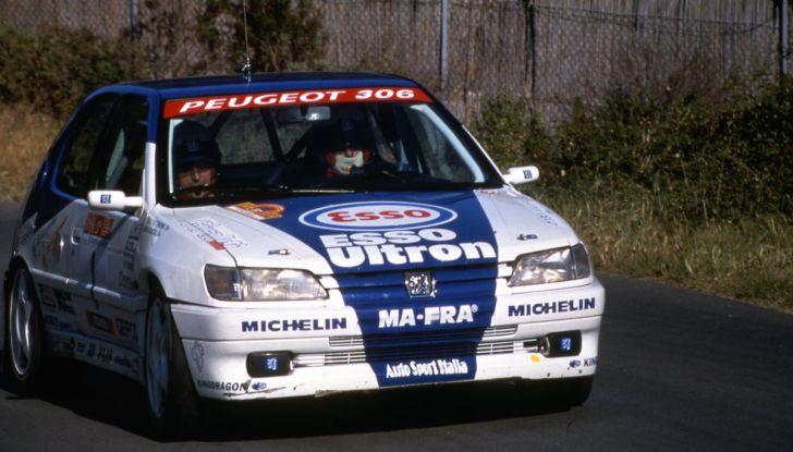 Peugeot 306, vent'anni fa dieci vittorie in dieci gare - Foto 24 di 24