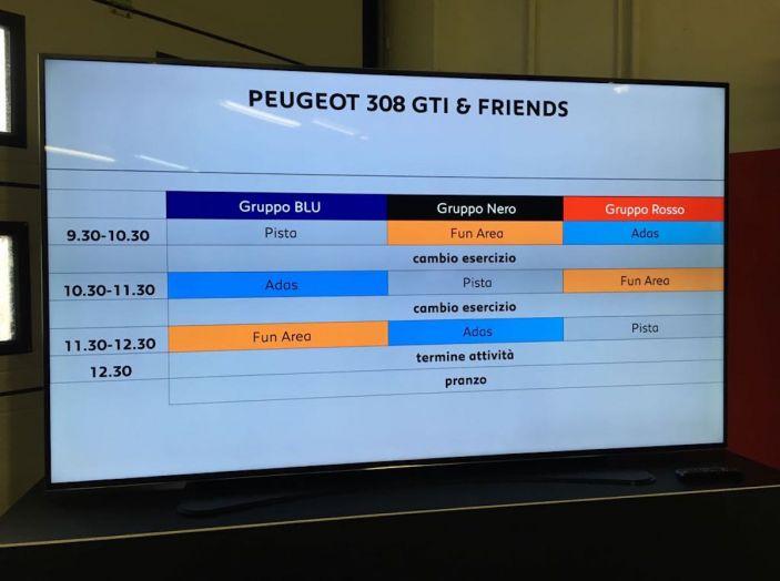 La nuova Peugeot 308 GTi by PS con Peugeot & Friends - Foto 20 di 26