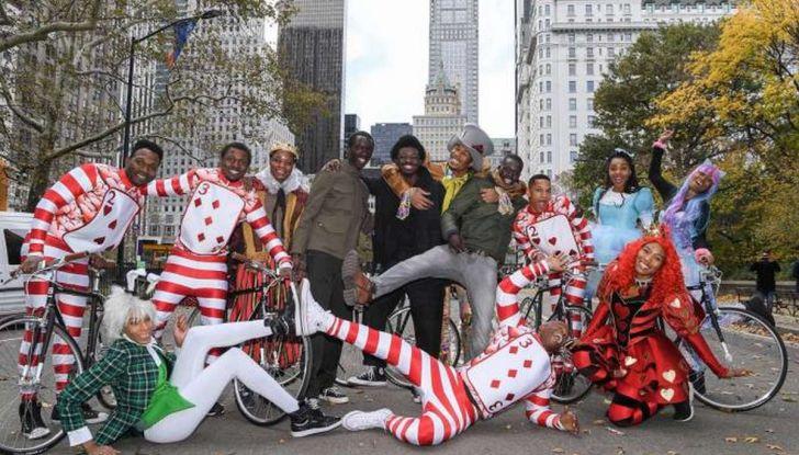 Pirelli P Zero Velo, gli pneumatici per bicicletta protagonisti a New York - Foto 1 di 7