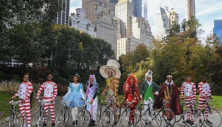 Pirelli P Zero Velo, gli pneumatici per bicicletta protagonisti a New York - Foto 3 di 7