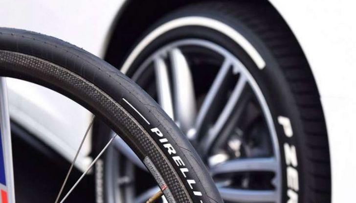 Pirelli P Zero Velo, gli pneumatici per bicicletta protagonisti a New York - Foto 4 di 7