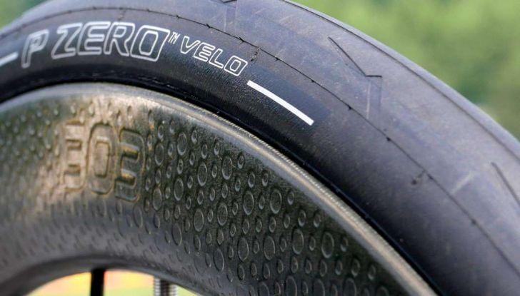 Pirelli P Zero Velo, gli pneumatici per bicicletta protagonisti a New York - Foto 5 di 7