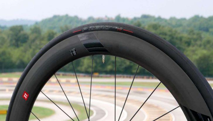Pirelli P Zero Velo, gli pneumatici per bicicletta protagonisti a New York - Foto 6 di 7