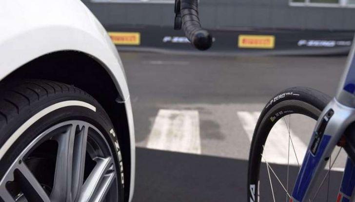 Pirelli P Zero Velo, gli pneumatici per bicicletta protagonisti a New York - Foto 7 di 7
