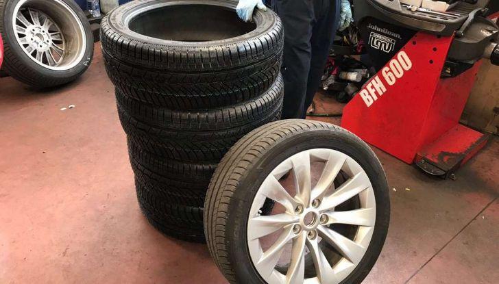 Pneumatici invernali anche sulle auto elettriche: Michelin Alpin è il top - Foto 10 di 28
